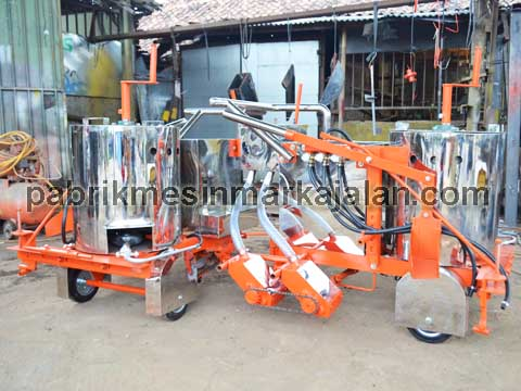 Mesin Marka Double Dispenser