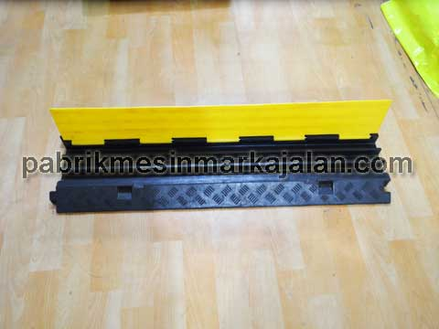 Speed Bump Cable Protector