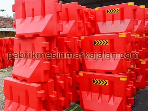 Produsen Water Barrier Plastik