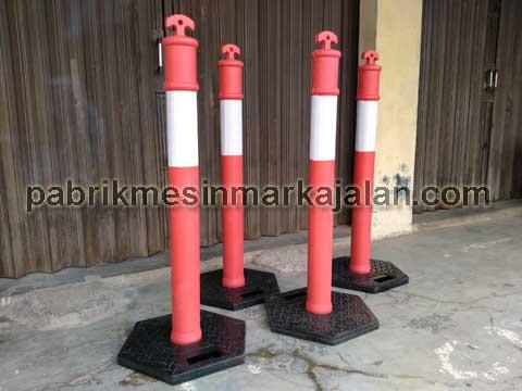 Stick Cone Plastik (Base Hitam)